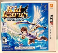 Nintendo 3DS - Kid Icarus Uprising