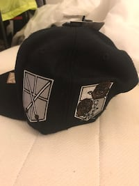 Attack on titan hat Centreville, 20120