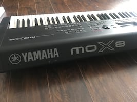 Weighted keyboard 88