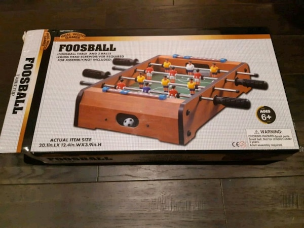 Foosball Game for Sale