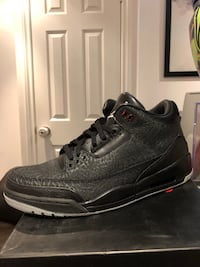 Jordan 3 flip DS in box size 11. Brand new never worn  553 km
