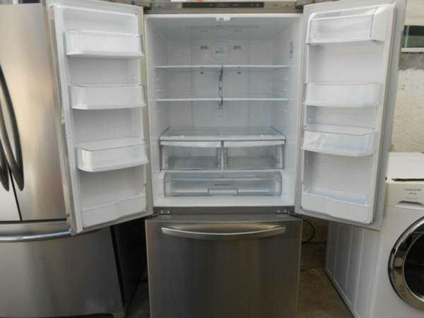 Used 24 Cuft French Door Refrigerator Lg 33 Wide For Sale In