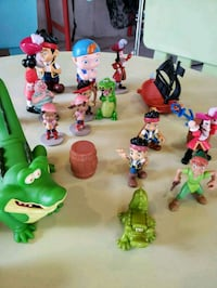 Lots of Peter pan and Jake and Neverland character Maple Ridge, V2X 8T8