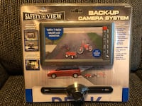 Back up camera. Can be used for a camper, trailer, motor home etc..