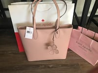 Kate Spade - pink leather tote Toronto, M1M 2G2