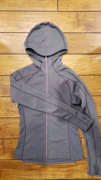 MEC womens zip up jacket