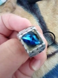 Ring broke gem but can get replaced or smash a jolly rancher in there