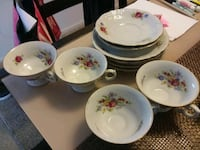 Poland plate and cup set Woodbridge Township, 07095