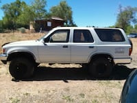 1990 Toyota 4runner PARTS ONLY Reno, 89506