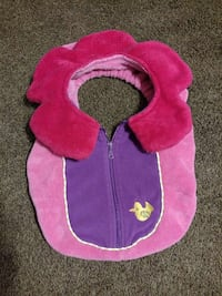 Baby girl car seat cover North Jackson, 44451