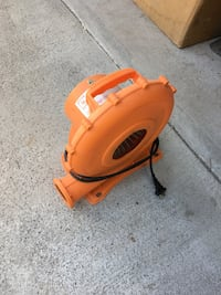 Small blower for toddler bounce house. Works  Smyrna, 37167