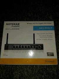 Netgear wireless 8 port