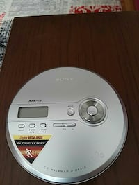 Sony mp3 CD  Cengizhan Mahallesi, 06480