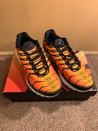 """Air Max Plus (GS) """"Sunset"""" Vancouver, 98661"""