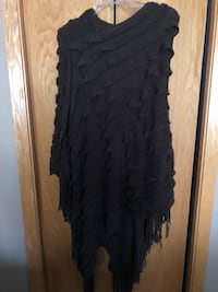 Brown Poncho/Shawl Inver Grove Heights, 55076