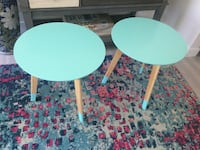 2 brand new nesting table St Albert, T8N 2T3