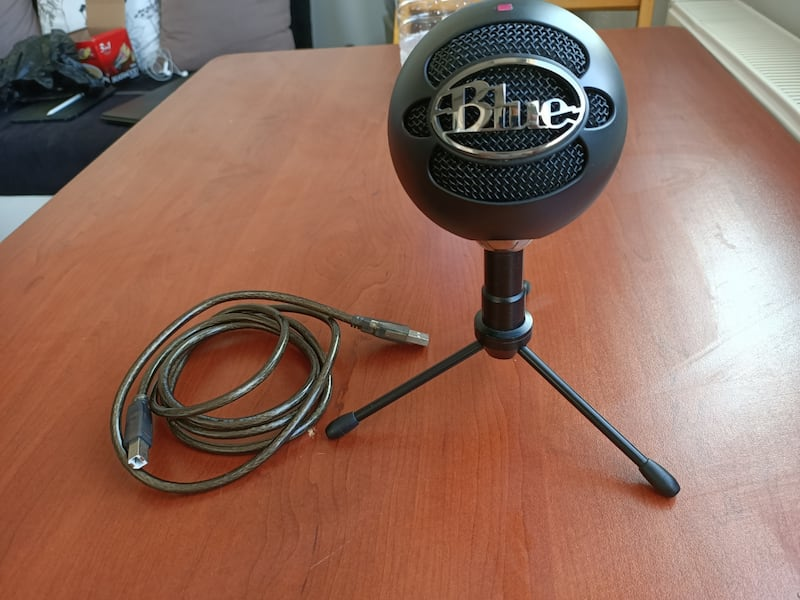 Blue Snowball İce 2