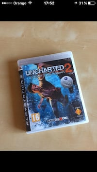 juego Uncharted 2 PS3
