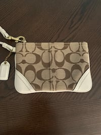 Small coach wristlet  Nashville, 37203
