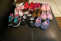 toddler's assorted shoes Miami, 33167