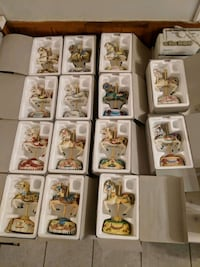 Heritage House figurine collection