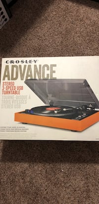 Crosley turntable Schenectady, 12303