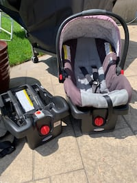 Infant Car Seat with 2 bases Weymouth, 02188