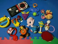 toddler's assorted plastic toys New Westminster, V3L 1X8