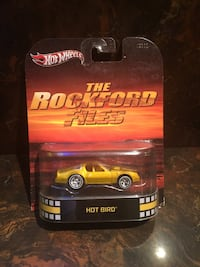 Hotwheels retro hot bird
