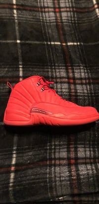 Air Jordan 12 Gym red size 10 Baltimore, 21239