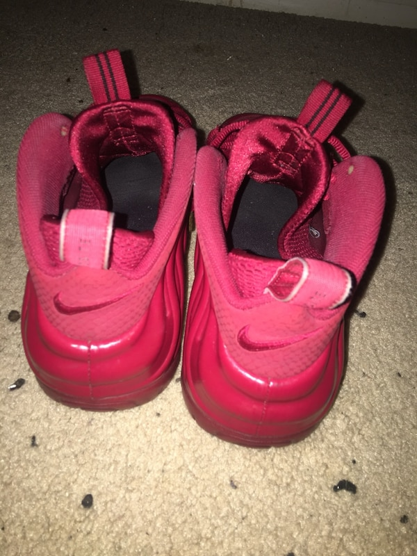 sports shoes 95ef4 bf201 Nike Foamposites (Gym Red)