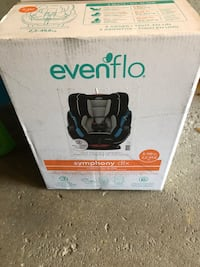 Evenflo Symphony DLX All in one carseat brand new Vaughan, L4K