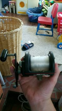 black and gray fishing reel Portsmouth, 23701