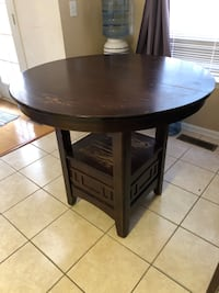 Table & 4 chairs - sturdy