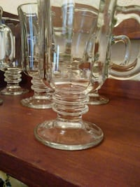 Set of 6 Libby Specialty Footed Mugs