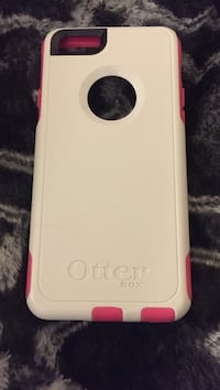 white and pink Otterbox iPhone case Vancouver, V6T