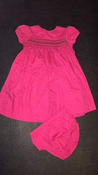 Dress, Carters sz 18 mo Broken Arrow, 74011