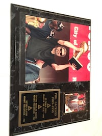 Phil Jackson career highlight plaque Des Plaines, 60016