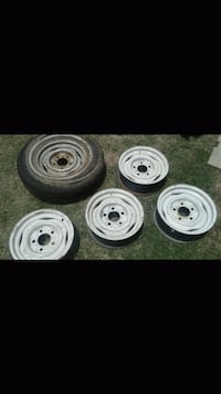 """15"""" Ford Rims Mission, 78574"""