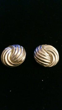 Sterling silver earring  from Mexico  Hyattsville, 20784