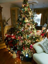 Gorgeous/excellent 7 ft Christmas tree Toronto, M1V 2N7