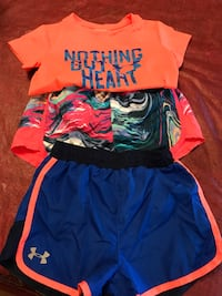 Girls 6X Under Armour lot Swansea, 62226