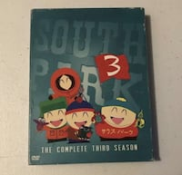 South Park - The Complete Third Season (DVD, 2003, 3-Disc Set) Riverside, 08075