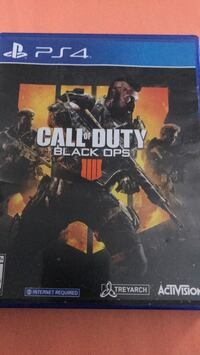 Call of duty black ops iii ps4 game case Frederick, 21703