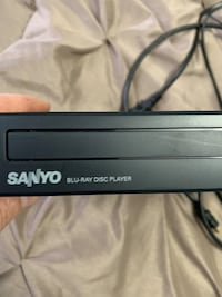 Sanyo Blu Ray (bluray) player Crittenden, 41035