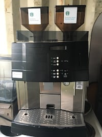 Commercial coffee grinder Brewer from Starbucks Rogers, 72758