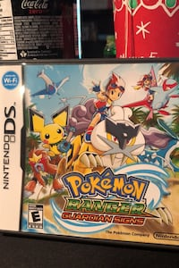 Pokémon Ranger Guardian Signs - Nintendo DS Mississauga, L4Z 2M5