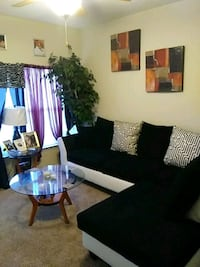 black and white living room set Morganton, 28655