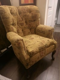Wing Chair Milton