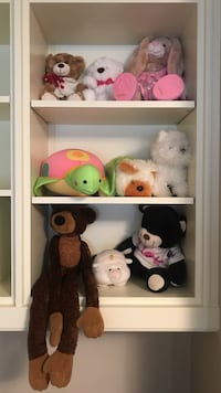 Stuffed animals 3135 km